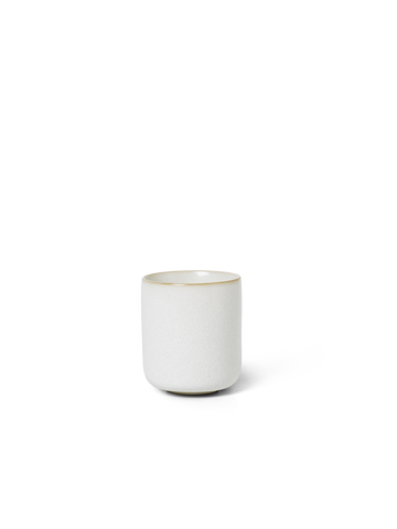 Sekki Cup in Small Cream by Ferm Living