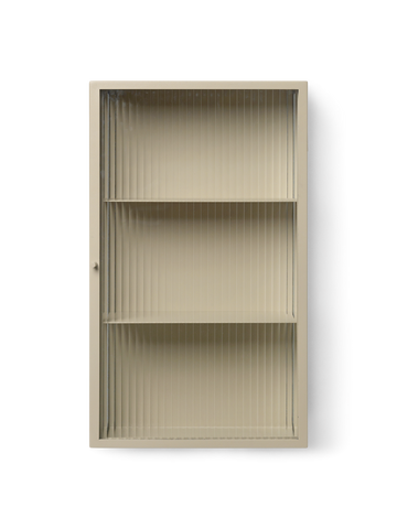 Haze Wall Cabinet in Cashmere by Ferm Living