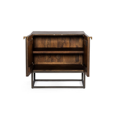Kelby Cabinet Nightstand by BD Studio