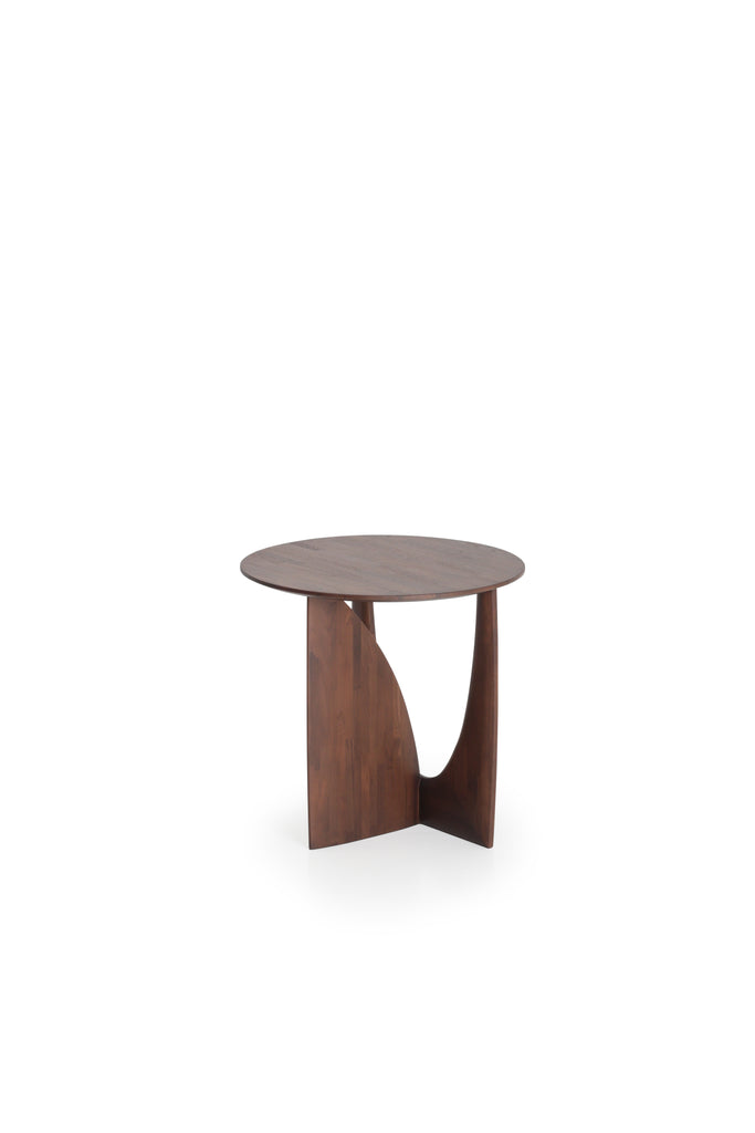 Geometric Side Table in Various Colors