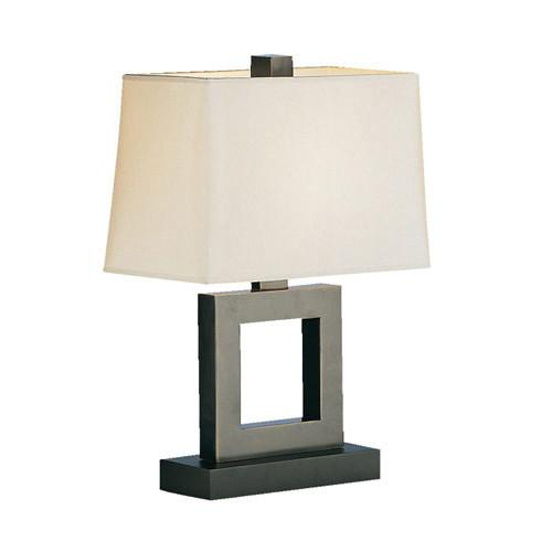 Duncan Table Lamp in Deep Patina design by Roberty Abbey
