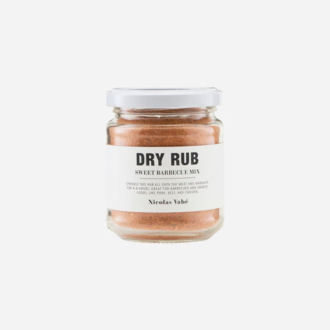 Dry Rub, Sweet Barbecue Mix