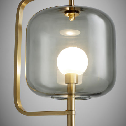 Isotope Table Lamp