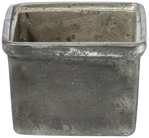 Aluminum Pot - Large design by Puebco