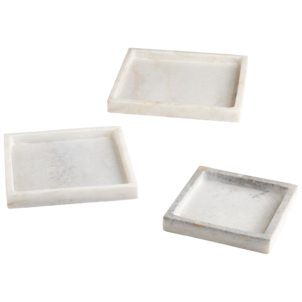 Biancastra Tray in Various Sizes by Cyan Design