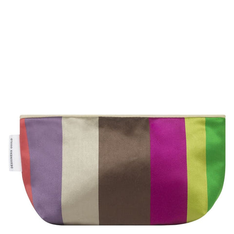 Tanchoi Berry Toiletry Bag in Various Sizes