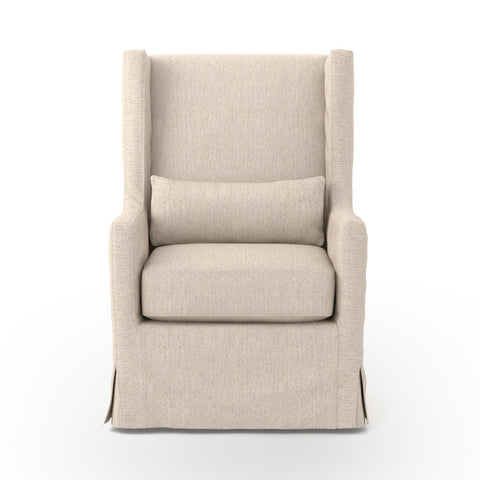 Swivel Wing Chair by BD Studio