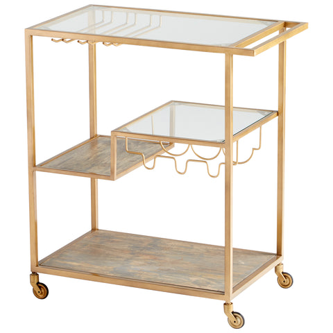 Barhand Bar Cart