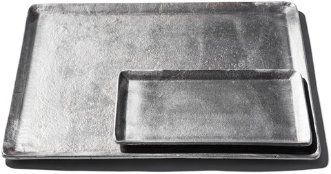 Aluminum Tray Large design by Puebco