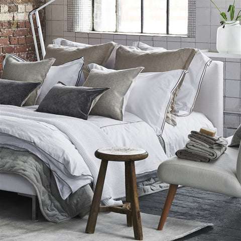 Astor Birch Bedding design by Designers Guild