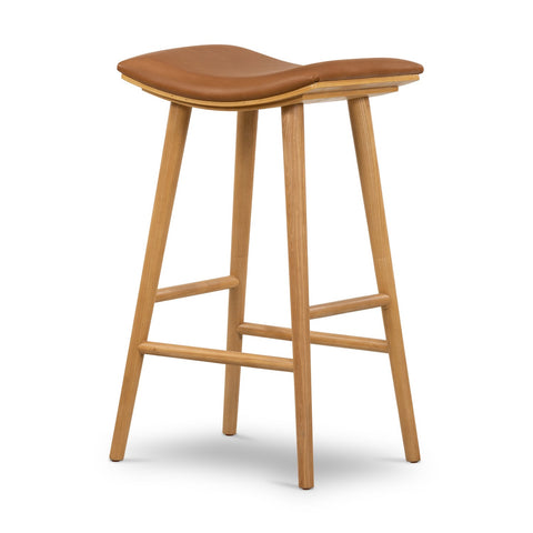 Union Saddle Bar Stool by BD Studio
