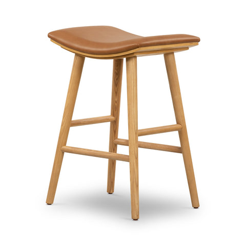 Union Saddle Counter Stool by BD Studio