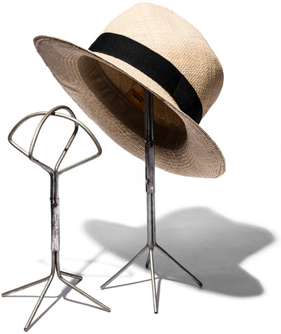 Small Folding Hat Stand by Puebco