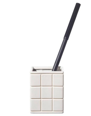 Ceramic Bath Ensemble Toilet Brush