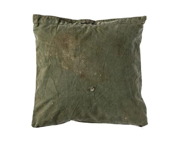 Vintage Material Cushion Cover - Small