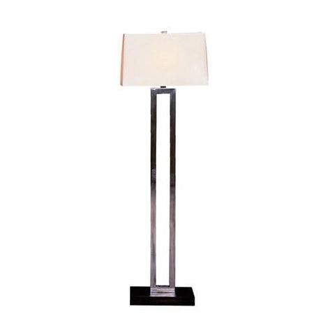 Doughnut Collection Floor Lamp by Robert Abbey