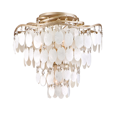 Dolce Flush Mount by Corbett Lighting