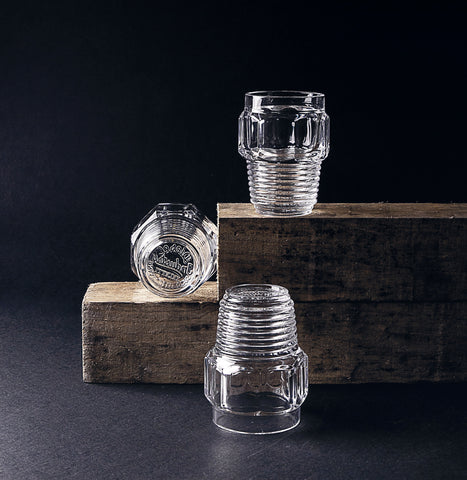 Machine Collection Drinking Glasses design by Seletti