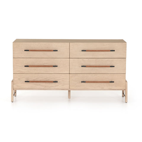 Rosedale 6 Drawer Dresser