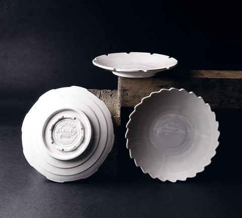 Machine Collection Porcelain Fruit Bowls design by Seletti
