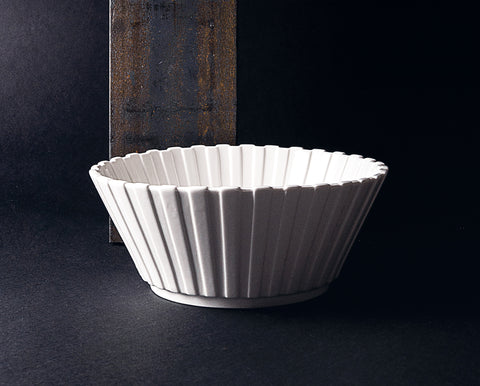 Machine Collection Porcelain Bowls design by Seletti