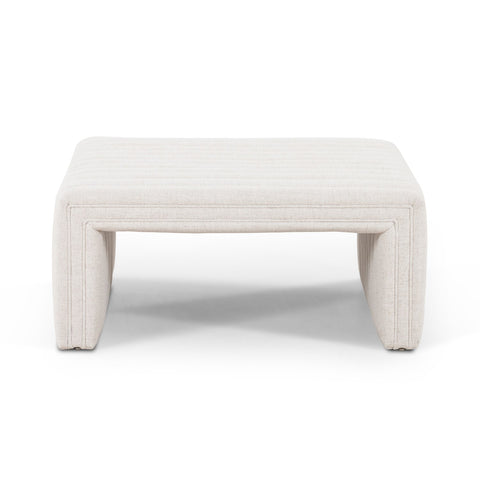 Augustine Large Ottoman by BD Studio