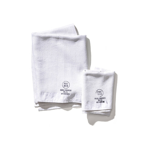 Waffle Weave Cotton Towel