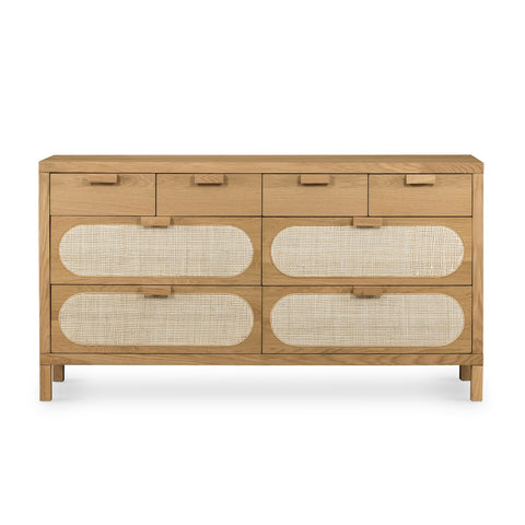 Allegra 8 Drawer Dresser