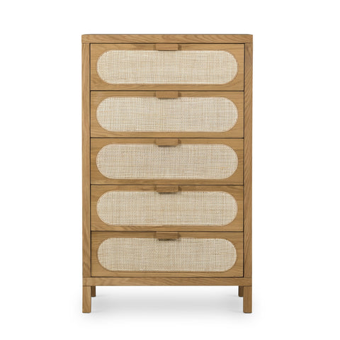 Allegra 5 Drawer Dresser