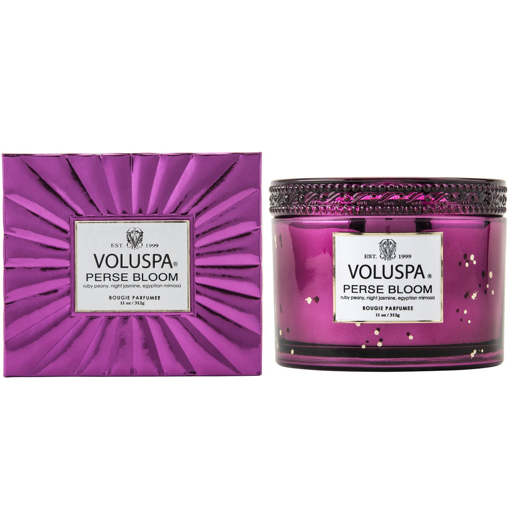 Corta Maison Candle in Perse Bloom design by Voluspa
