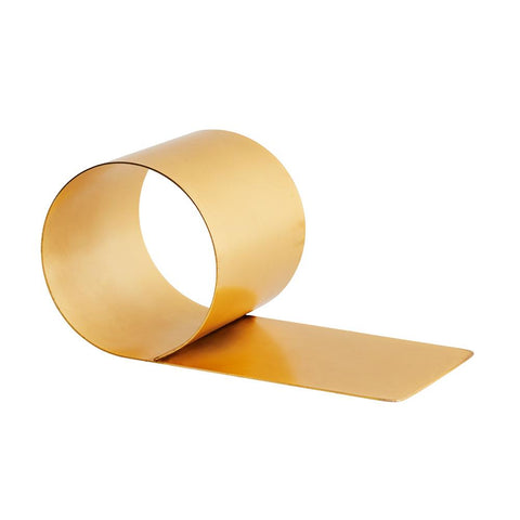 Bookend - Brass