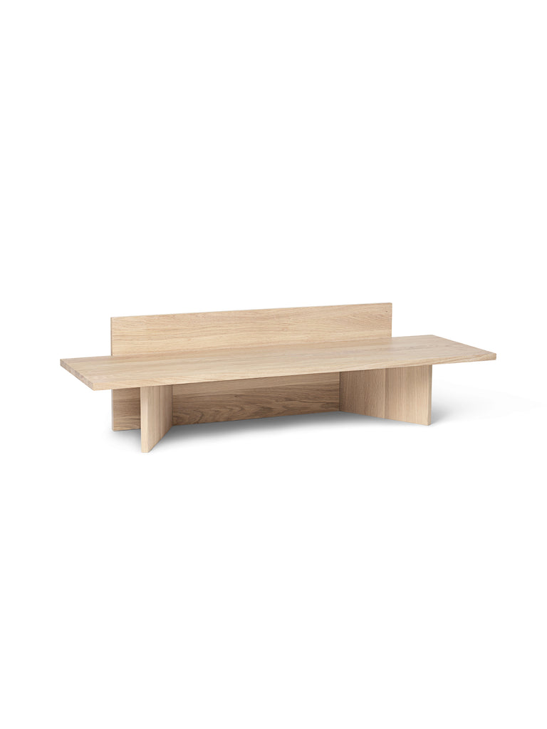Oblique Bench by Ferm Living