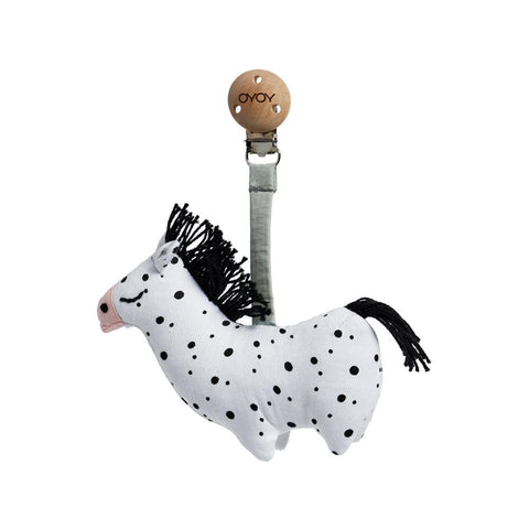 Baby Carrier Clip - Horse