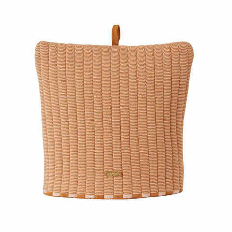 Stringa Tea Cozy - Caramel / Rose