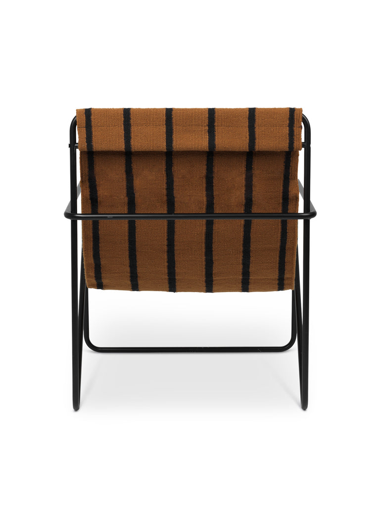Desert Lounge Chair - Stripe by Ferm Living