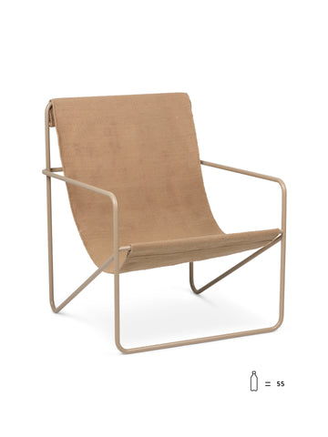 Desert Lounge Chair - Solid by Ferm Living