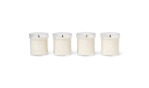 Scented Advent Candles Set by Ferm Living by Ferm Living