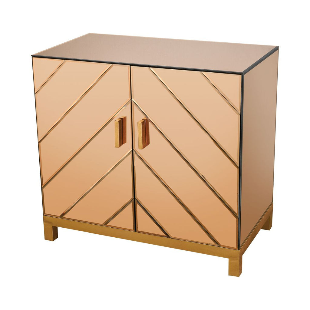 Museum 2 Door Cabinet design by Lazy Susan