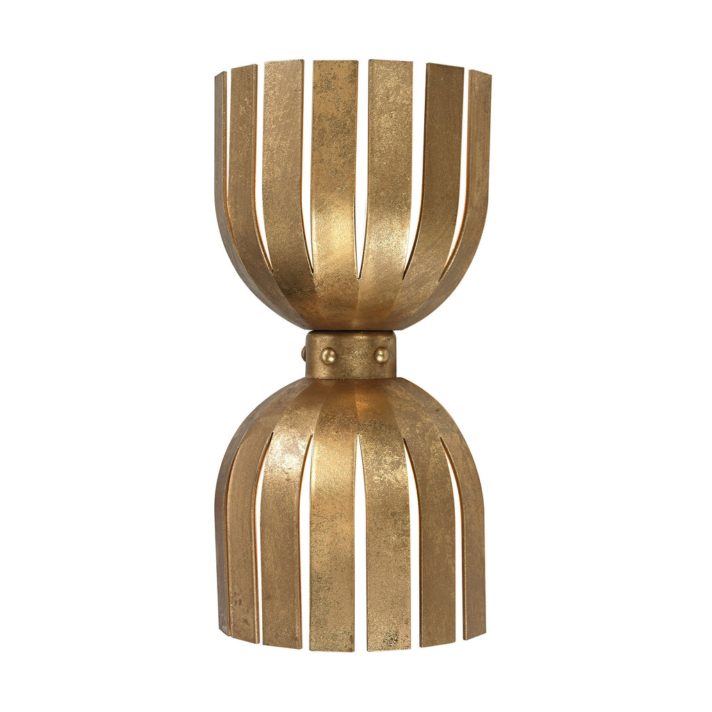 Olympia Double Wall Sconce design by Lazy Susan