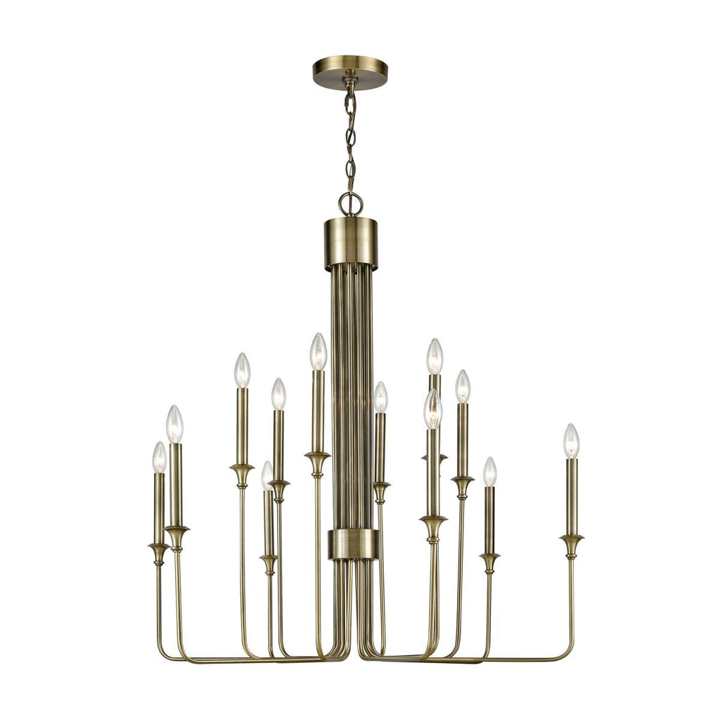 Edward Chandelier design by Lazy Susan