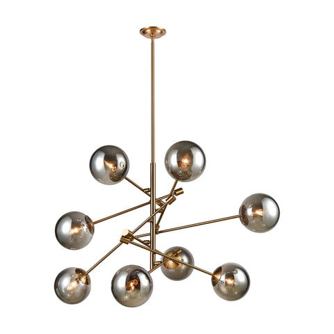Accelerated Returns Chandelier by Burke Decor Home