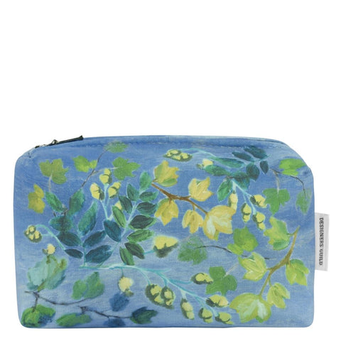 Giardino Segreto Cornflower Small Toiletry Bag