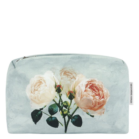 Peonia Grande Zinc Small Toiletry Bag