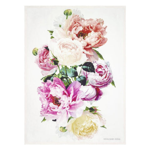 Tourangelle Peony Throw design by Designers Guild
