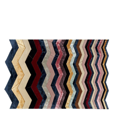 Pietra Dura Multicolore Rug design by Designers Guild