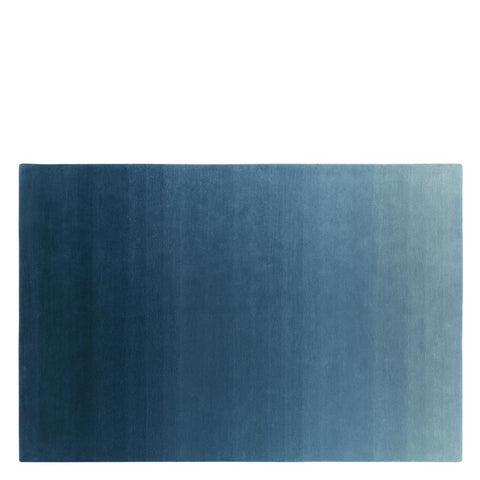 Padua Azure Runner Rug design by Designers Guild