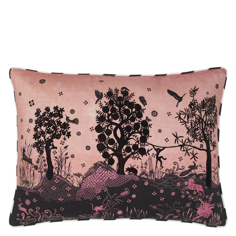 Bois Paradis Bourgeon Decorative Pillow