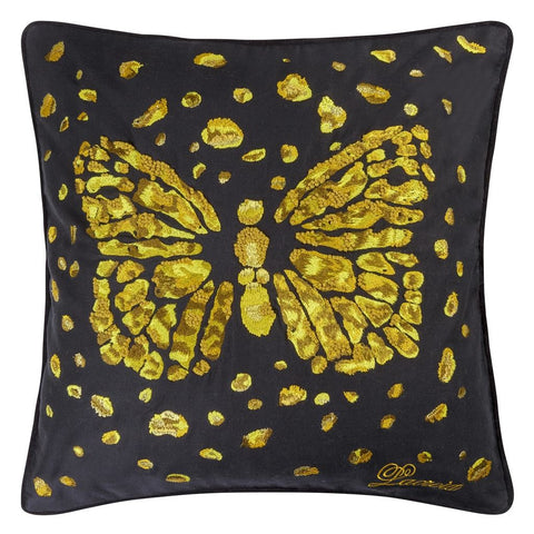 Le Messager Iris Decorative Pillow