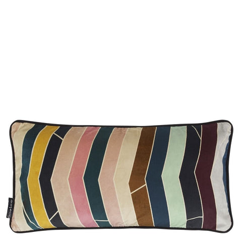 Pietra Dura Multicolore Decorative Pillow