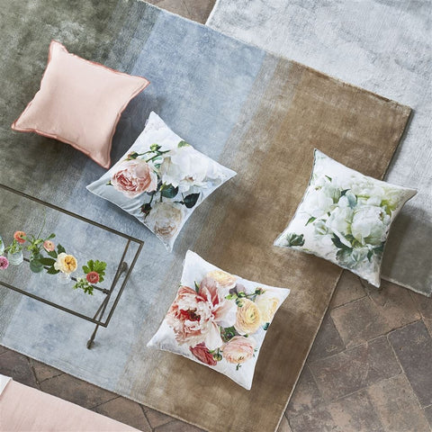 Tourangelle Coral Decorative Pillow design by Designers Guild